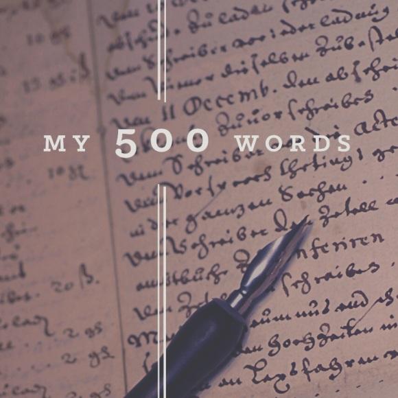 500 Word Challenge